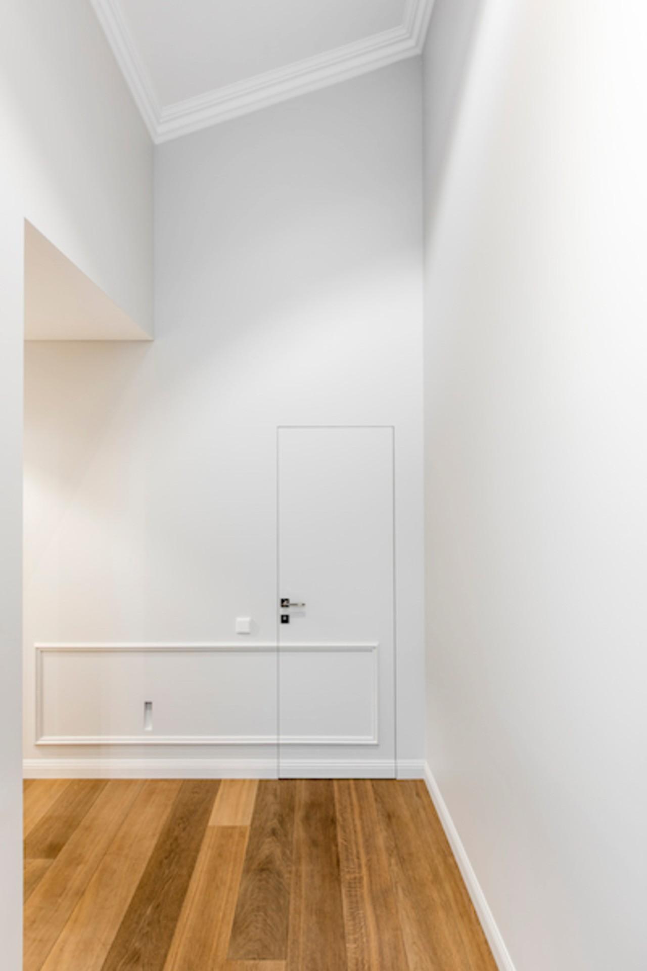 Lofto interjeras siena