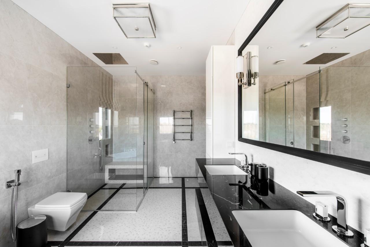 Viešbučio interjeras vonia